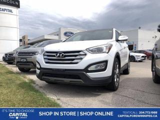 Used 2013 Hyundai Santa Fe LIMITED for sale in Winnipeg, MB