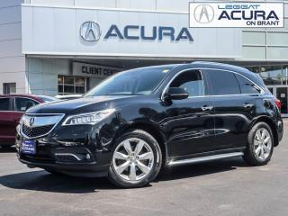 Used 2016 Acura MDX Elite Package Elite for sale in Burlington, ON