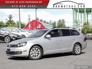 Used 2013 Volkswagen Golf 2.0 TDI Comfortline DIESEL | HEATED SEATS | A/C | CRUISE | POWER OPTIONS for sale in Stittsville, ON