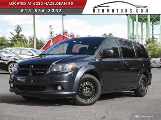 Used 2014 Dodge Grand Caravan SE/SXT 7 PASSENGER | REVERSE CAM | BLUETOOTH | A/C | CRUISE for sale in Stittsville, ON