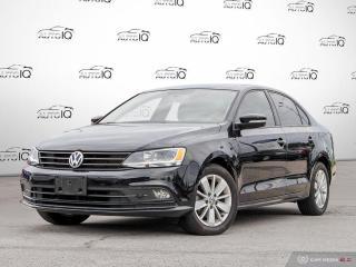 Used 2015 Volkswagen Jetta 2.0 TDI Comfortline for sale in Oakville, ON