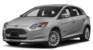 Used 2017 Ford Focus ELECTRIC for sale in Stouffville, ON