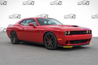 Used 2015 Dodge Challenger SRT Hellcat VERY LOW MILEAGE HELLCAT for sale in Innisfil, ON