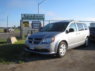 Used 2019 Dodge Grand Caravan SXT for sale in Thunder Bay, ON
