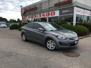 Used 2014 Hyundai Elantra GL for sale in Port Dover, ON