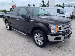 Used 2018 Ford F-150 XLT   Bluetooth   Remote Start System for sale in Harriston, ON