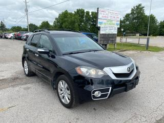 Used 2012 Acura RDX Tech Pkg for sale in Komoka, ON