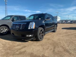 Used 2012 Cadillac Escalade EXT Luxury for sale in Regina, SK
