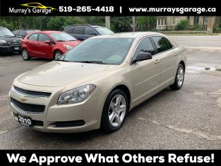 Used 2010 Chevrolet Malibu LS for sale in Guelph, ON