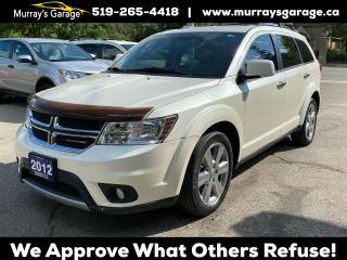 Used 2012 Dodge Journey R/T (Lot 2) for sale in Guelph, ON