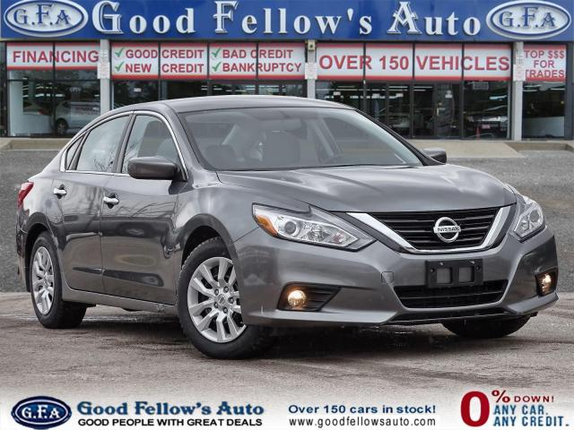 2018 Nissan Altima REARVIEW CAMERA, HEATED SEATS, POWER SEATS