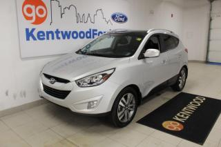 Used 2014 Hyundai Tucson 3 MONTH DEFERRAL! *oac | for sale in Edmonton, AB