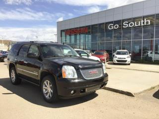 Used 2014 GMC Yukon DENALI, AWD, LEATHER, NAVIGATION for sale in Edmonton, AB