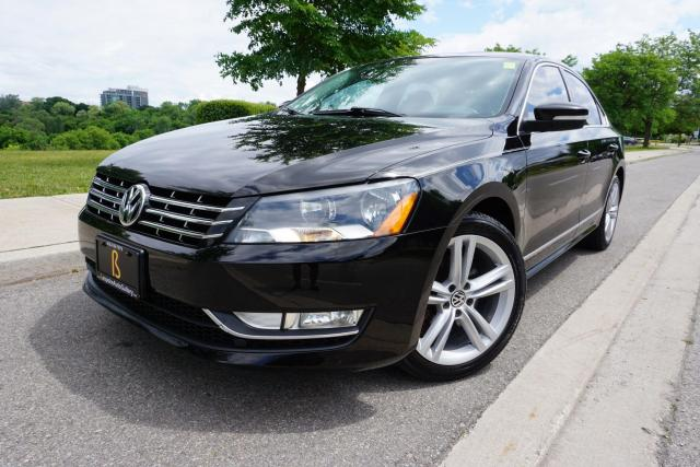 2012 Volkswagen Passat TDI / LOADED / 1 OWNER / NO ACCIDENTS / IMMACULATE