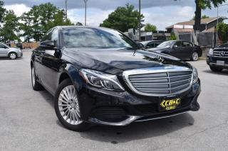 Used 2016 Mercedes-Benz C-Class C 300 4 MATIC - ONE OWNER - NO ACCIDENTS for sale in Oakville, ON