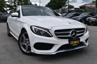 Used 2017 Mercedes-Benz C-Class C 300 4 MATIC - NO ACCIDENTS for sale in Oakville, ON