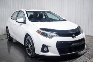 Used 2016 Toyota Corolla S TOIT MAGS CAMÉRA DE RECUL SIEGES CHAUF for sale in Île-Perrot, QC