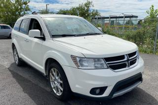 Used 2017 Dodge Journey GT CUIR MAGS 19P 7 PASSAGERS  GROS ECRAN for sale in St-Hubert, QC
