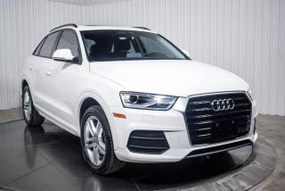 Used 2017 Audi Q3 KOMFORT CUIR TOIT MAGS for sale in St-Hubert, QC