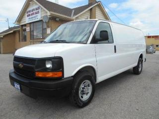 Used 2015 Chevrolet Express Extended CARGO 2500HD 4.8lL Loaded ONLY 87,000Km for sale in Rexdale, ON