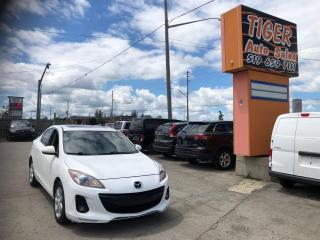 Used 2013 Mazda MAZDA3 GS-SKY**AUTO**ONLY 138KMS**CERTIFIED for sale in London, ON