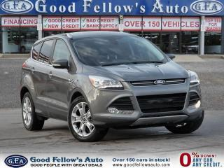 Used 2014 Ford Escape SE MODEL, LEATHER SEATS, PAN ROOF, POWER SEATS for sale in Toronto, ON