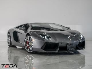 Used 2015 Lamborghini Aventador LP-700 for sale in North York, ON