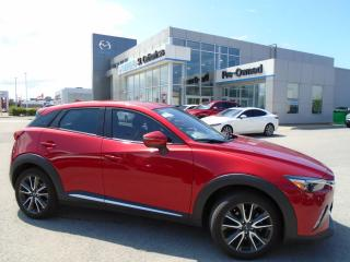Used 2017 Mazda CX-3 GT for sale in St Catharines, ON