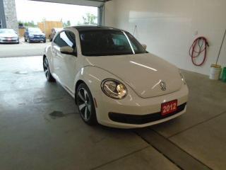 Used 2012 Volkswagen Beetle Premiere for sale in Owen Sound, ON