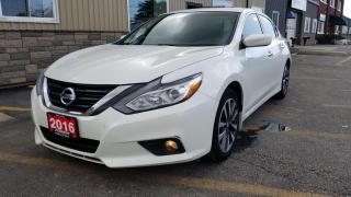 Used 2016 Nissan Altima 2.5 SV-PWR SUNROOF-REMOTE START-REAR CAMERA- for sale in Tilbury, ON