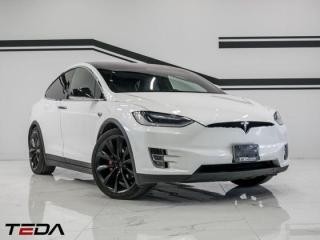 Used 2017 Tesla Model X P100D for sale in North York, ON