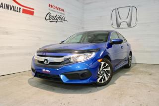 Used 2018 Honda Civic EX 4 portes for sale in Blainville, QC