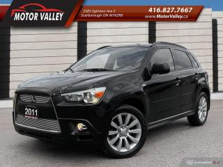 Used 2011 Mitsubishi RVR GT 4WD NO ACCIDENT - VERY CLEAN! for sale in Scarborough, ON