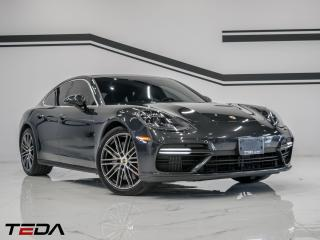Used 2017 Porsche Panamera Turbo for sale in North York, ON