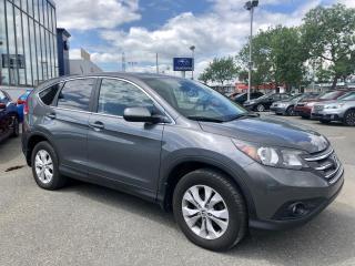 Used 2014 Honda CR-V Traction intégrale 5 portes EX for sale in Trois-Rivières, QC