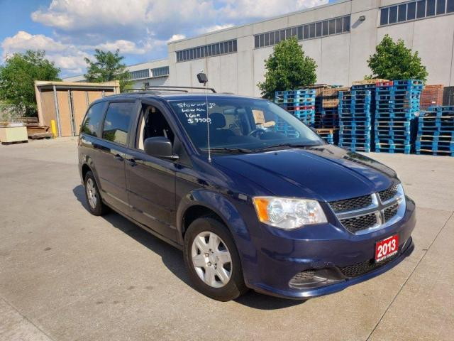 2013 Dodge Grand Caravan Stow & Go, 7 Pass,3/Y Warranty availab