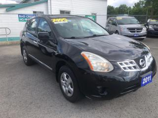 Used 2011 Nissan Rogue S for sale in St Catharines, ON