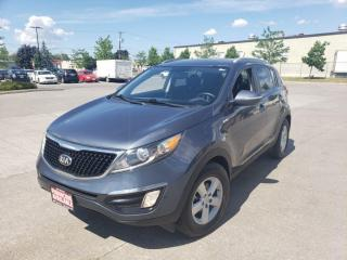 Used 2016 Kia Sportage AWD, Automatic, 3 Years warranty available for sale in Toronto, ON