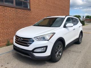 Used 2013 Hyundai Santa Fe SPORT, FWD for sale in Oakville, ON