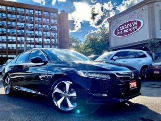 Used 2018 Honda Accord Touring for sale in Scarborough, ON