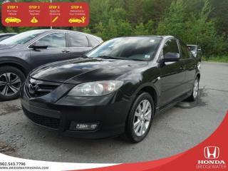 Used 2007 Mazda MAZDA3 GT for sale in Bridgewater, NS