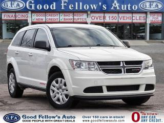 Used 2017 Dodge Journey Canada Value Pkg, 2.4L 4CYL, 5 PASSENGER for sale in Toronto, ON