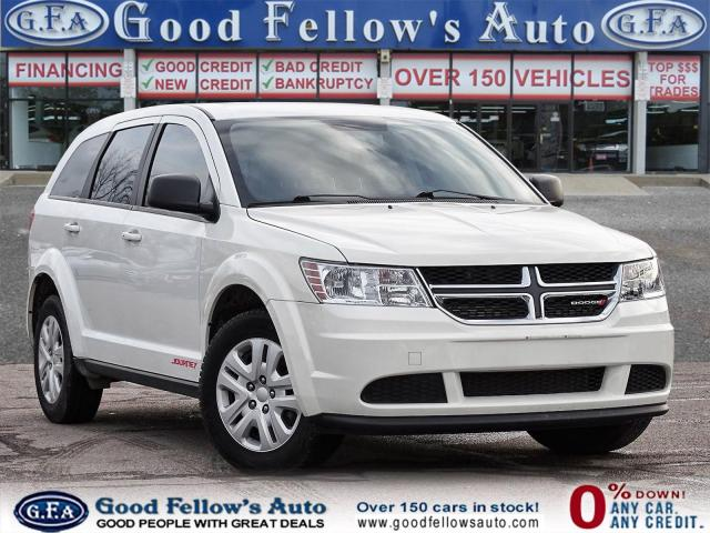 2017 Dodge Journey Good or Bad Credit Auto Financing ..!