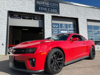 Used 2012 Chevrolet Camaro ZL1 580HP Supercharged Manual for sale in Guelph, ON