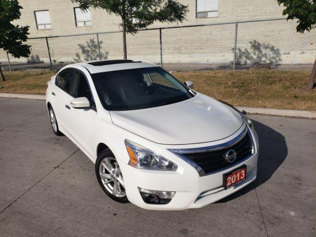 2013 Nissan Altima 2.5 SV, Auto, Navi, Leather, Warranty availab
