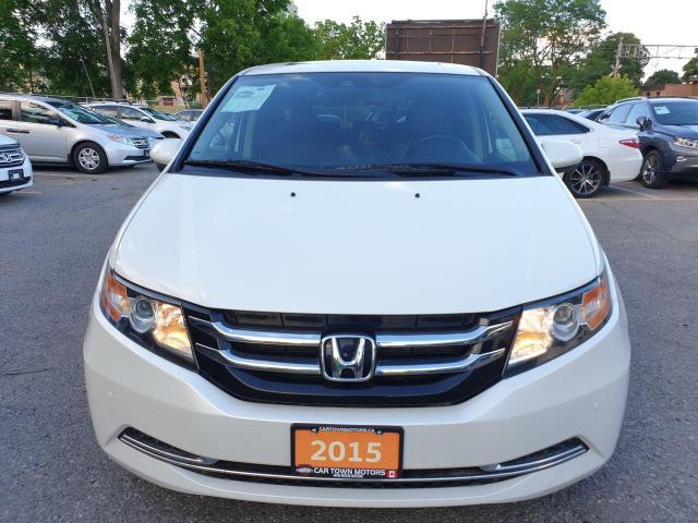 2015 Honda Odyssey EX-L w/RES Photo2