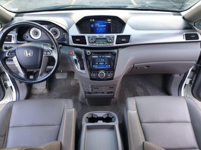 2015 Honda Odyssey EX-L w/RES Photo10