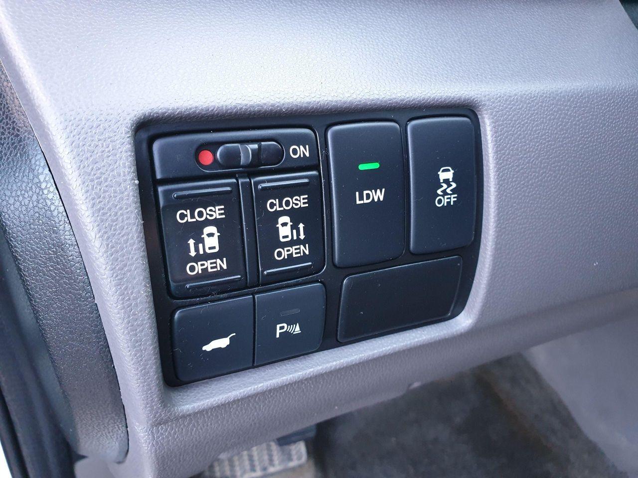 2015 Honda Odyssey