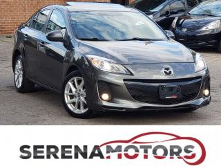 Used 2013 Mazda MAZDA3 GT | 2.5 | AUTO | TOP OF THE LINE | NO ACCIDENTS for sale in Mississauga, ON