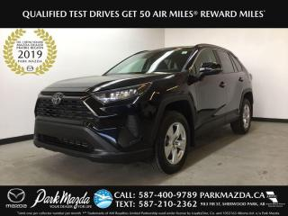 Used 2019 Toyota RAV4 LE for sale in Sherwood Park, AB